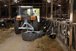 duv silage pusher