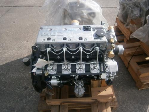 Isuzu Le on Yanmar Industrial Engines