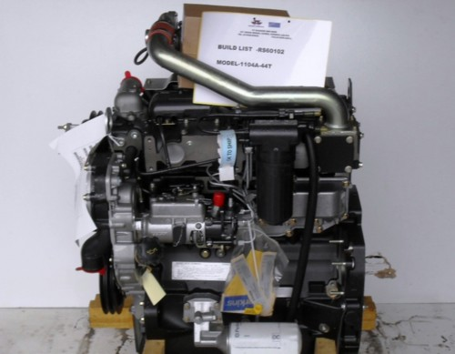 Perkins 1104C-44 Engine
