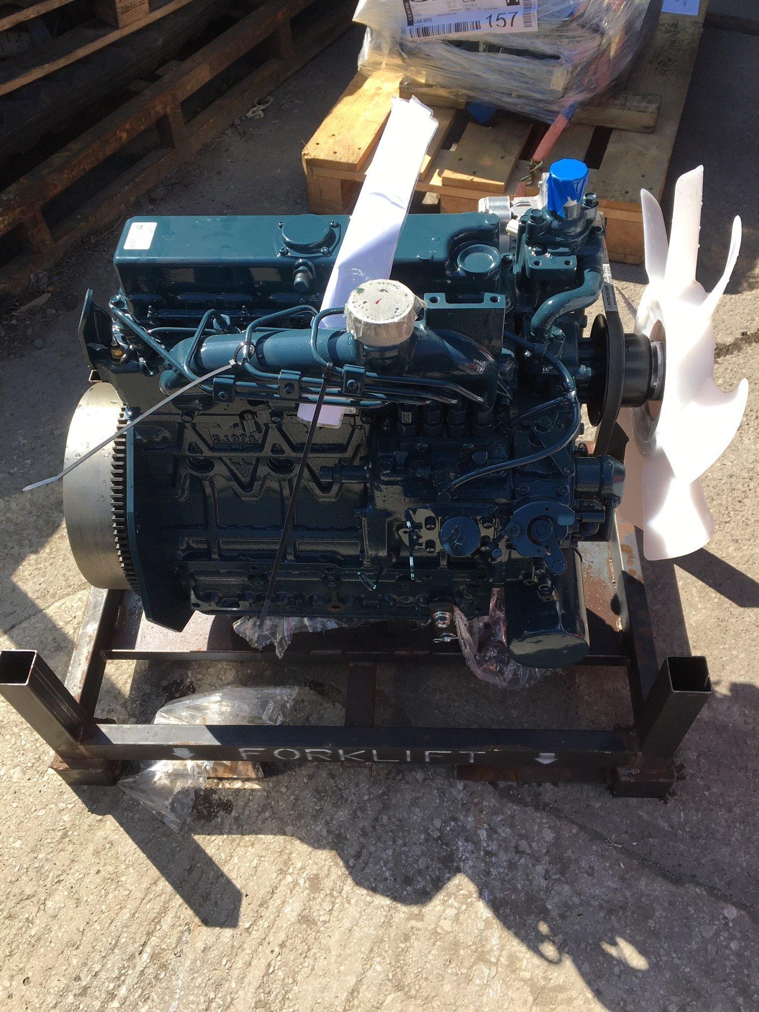 Kubota V2203m Ebh 2 Engine For Sale Kx161 3 U50 3 Mini Digger Spec