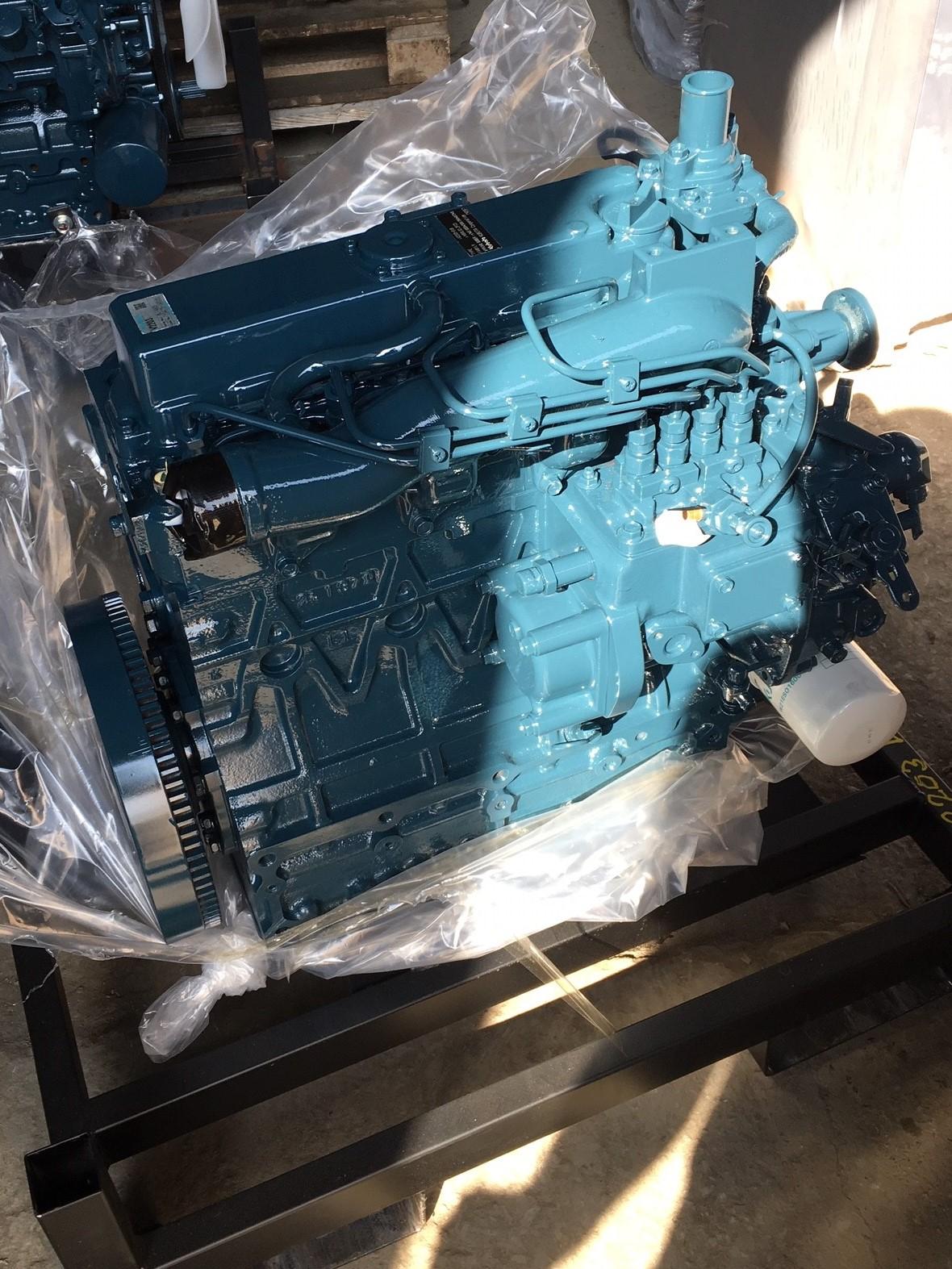 KUBOTA V2203 USED LOW HOUR USED ENGINE SUIT