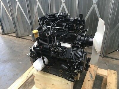 PERKINS 403D-07 NEW ENGINE FOR SALE GH83483J - PV Dobson